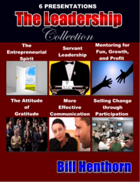 The Leadership Collection: 6 business speeches and business presentations